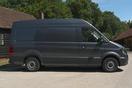 Volkswagen Crafter Cr35 Mwb Diesel 2.0 TDI 102PS Startline Business Van